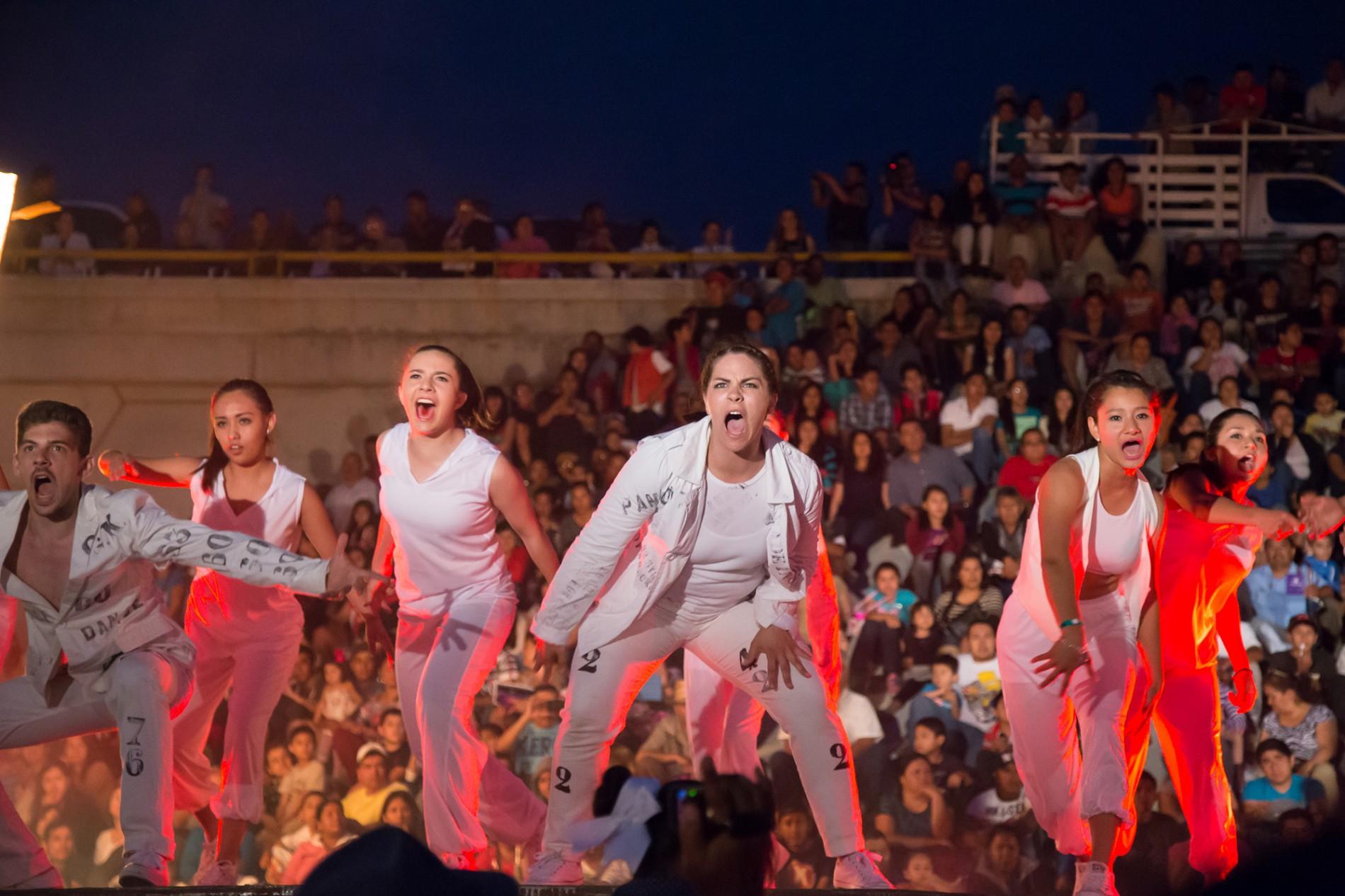 Festival del Desierto, Matehuala, Mexico, PAN.OPTIKUM, human factor, Sandra Ellrath, Matthias Rettner, Sigrun Fritsch