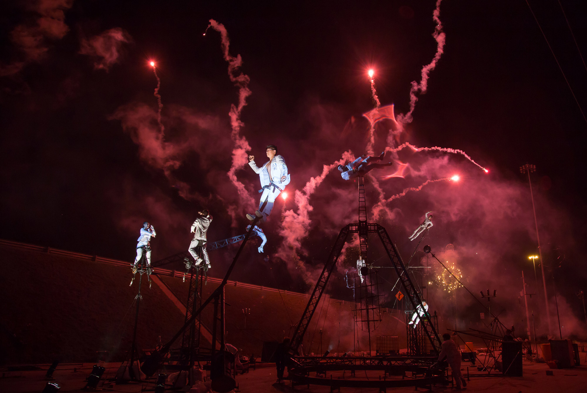 Festival del Desierto, Matehuala, Mexico, PAN.OPTIKUM, human factor, Matthias Rettner, Sigrun Fritsch
