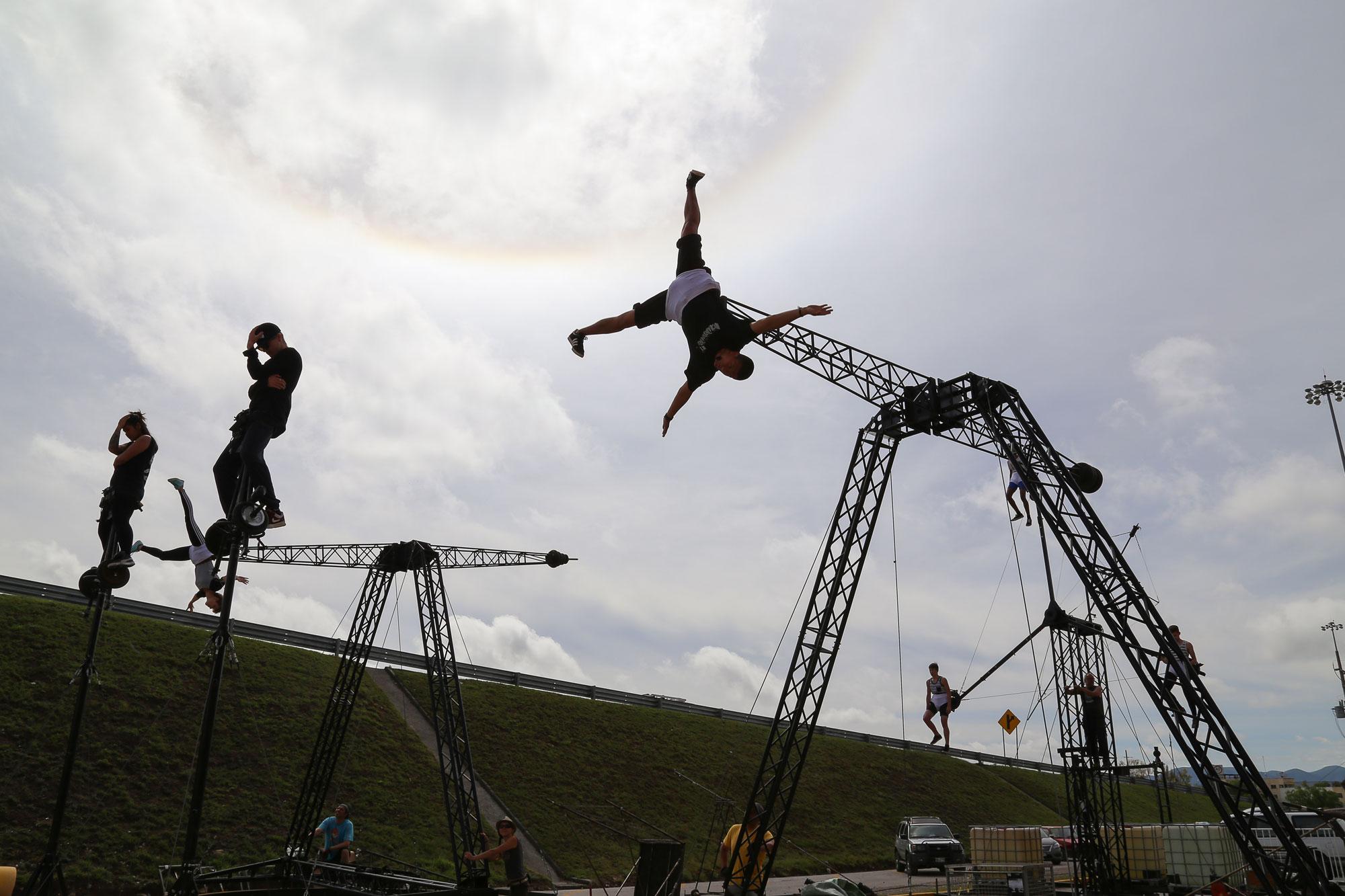 PAN.OPTIKUM, Mexico, Matehuala, San Luis Potosí, human factor, festival del desierto, Eröffnung