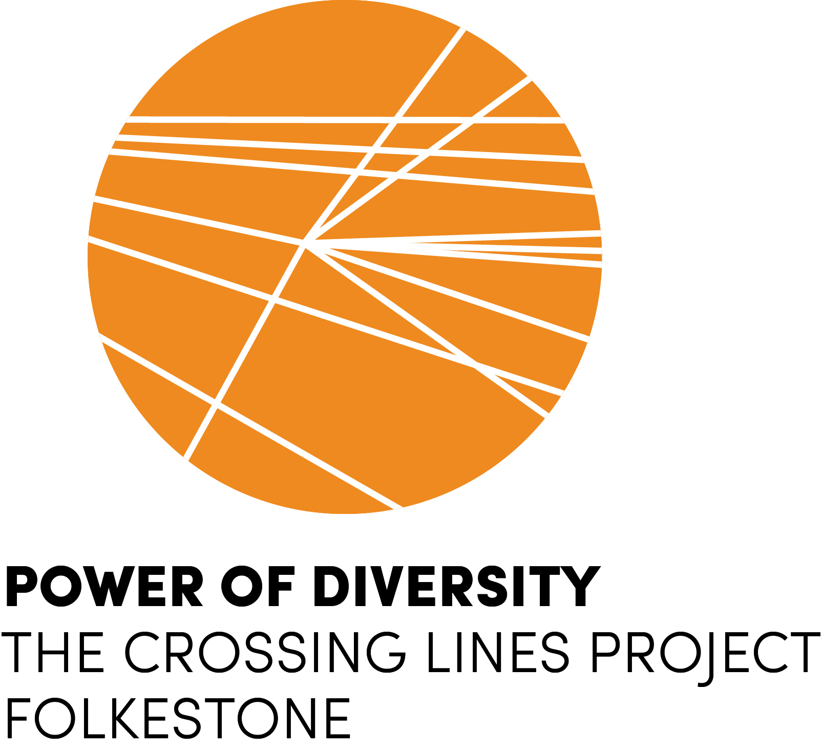 Folkestone, Power of Diversity - the Crossing lines Project, Creative Europe,