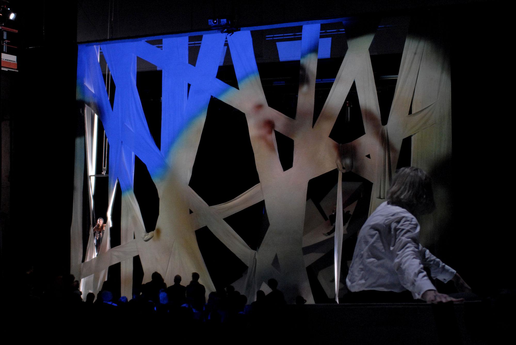 Medea. Stimmen, Christa Wolf, PAN.OPTIKUM, Theater Freiburg, Landesstiftung Baden-Württemberg,